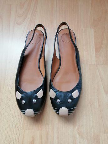 Balerini/sandale piele naturală Marc Jacobs
