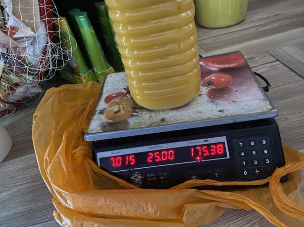 Продаю натуральныый мед первомайский