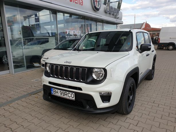 Inchiriere auto premium JEEP Renegade 2019 - nou! 120CP benzina manual