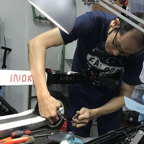 Ремонт электро самоката Xiaomi Kugoo сервисный центр Электросамоката