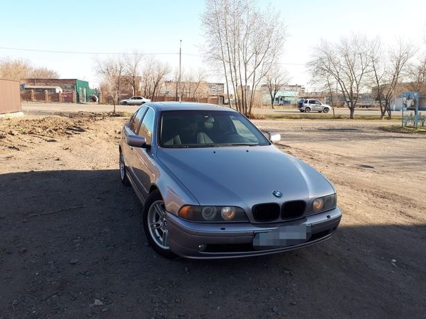 Продам BMW 525 гв 2001