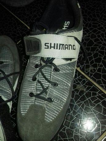 Papuci ciclism shimano