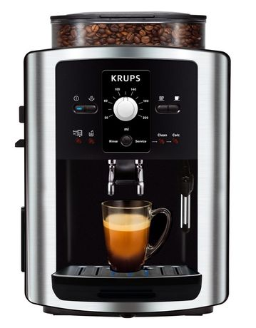 Кофеварка Krups EA 8010 Espresseria Automatic