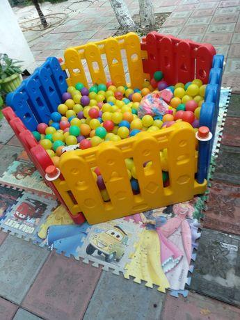 Продам шариковый бассейн 30000 тенге