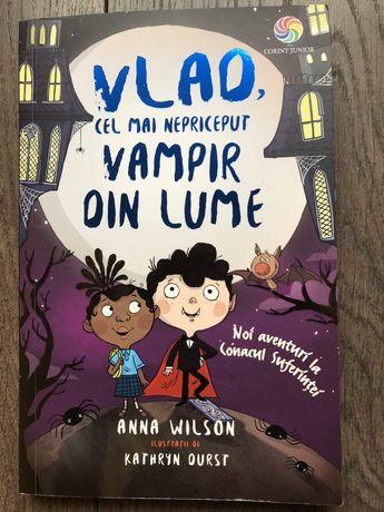 Vlad, cel mai nepriceput vampir din lume: noi aventuri la Conacul Sufe