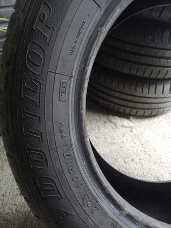 Летни гуми Дънлоп 225х60х17 рънфлат