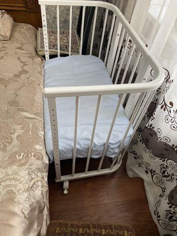 Приставная кроватка Эстель 5в1