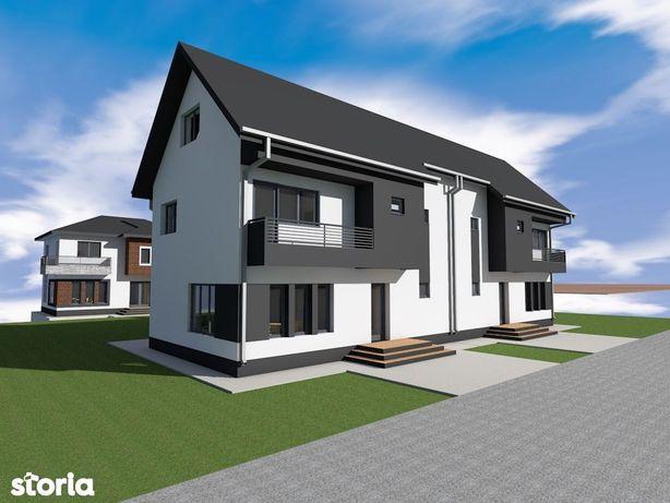 Ansamblul Zorilor Village- duplexuri si case individuale