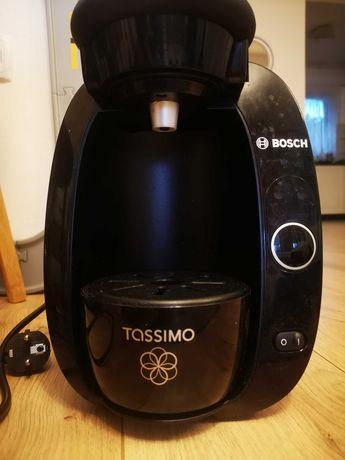 Espressor capsule BOSCH Tassimo Happy TAS1002, 0.7l, 1400W, negru