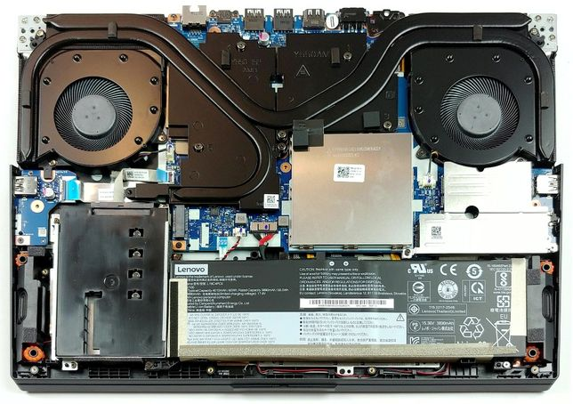 Placa de baza Lenovo Legion 5P 15IMH Defect Service Reparatii