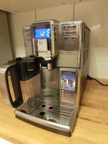 Автоматична еспресо машина Philips Saeco Incanto HD8917/09 сканичка з