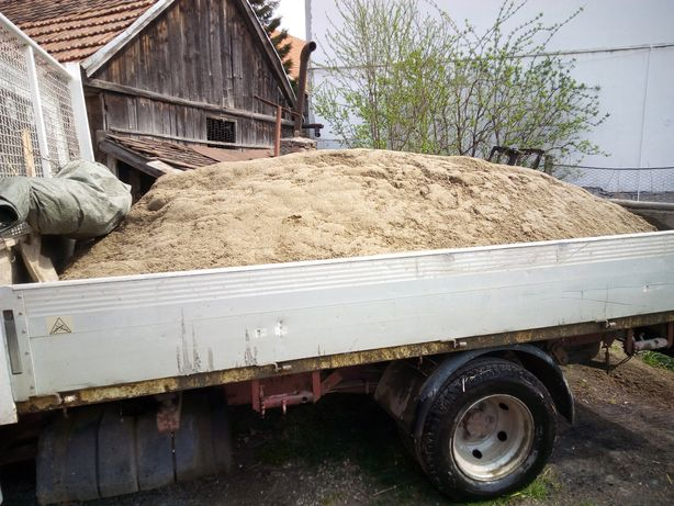 Transport beton,nisip,pietriș,moloz,materiale de constructii etc.