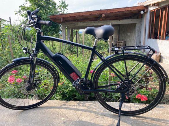 Електрически велосипед Zündapp