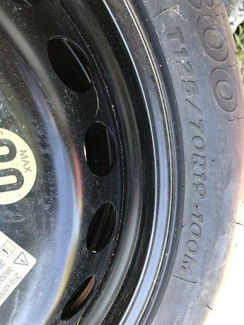 """Rezerva slim Audi 19"""" butuc 66.6"""