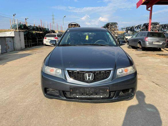 Хонда Акорд 2.2 дизел 140к.с.