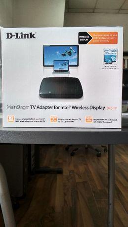 ТВ адаптер за Intel Wireless Display - D-LINK DHD-131