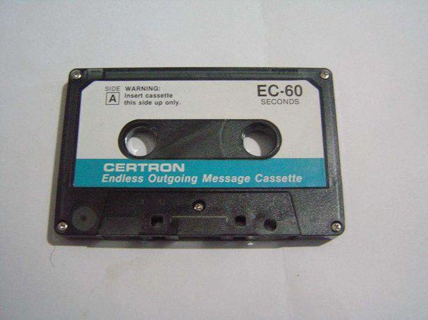 caseta endless certron,radioamatori