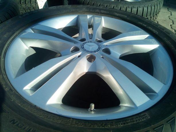 "Jante originale Mercedes ML, GL, GLE W166, 19"" anvelope iarna Noi 2017"