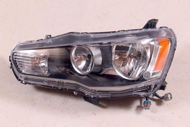 Фара на Митсуби Лансер/Mitsubishi Lancer 08-12
