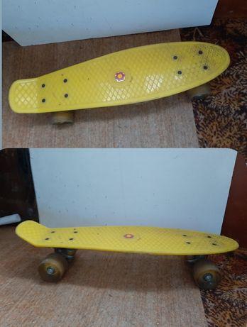 Продам скейт     .