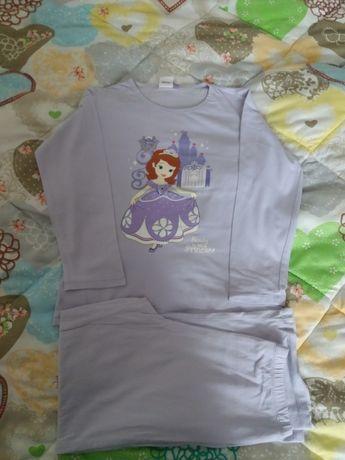 Pijama Disney 7-8 ani,REDUS 8 LEI
