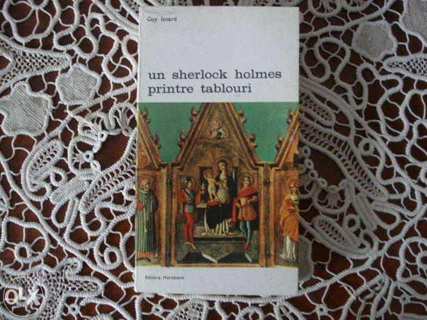Un Sherlock Holmes printre tablouri -- de Guy Isnard
