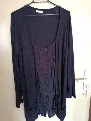 Памучна блуза с копчета
