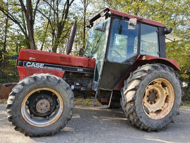 Tractor Case 845 import recent
