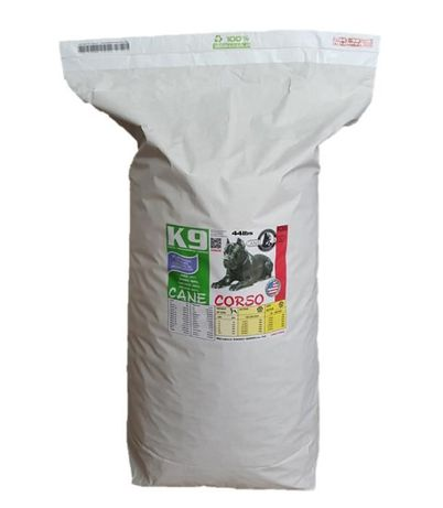K9 PRO Cane Corso 10кг. специализирана американска храна за Кане Корсо