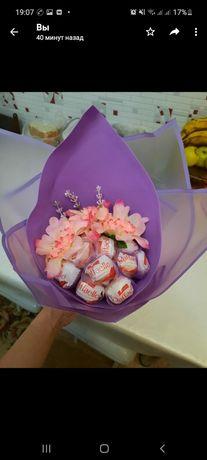 Букеты из конфет!