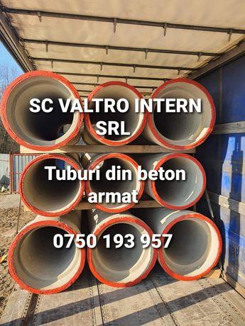Vand tuburi din beton armat DN 600x5ml
