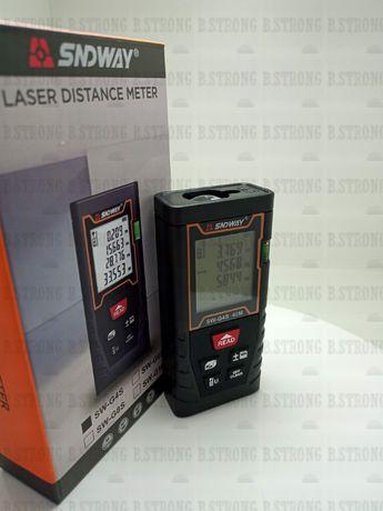 Ruleta Laser 40M SNDWAY digital Portabil usor de utilizat