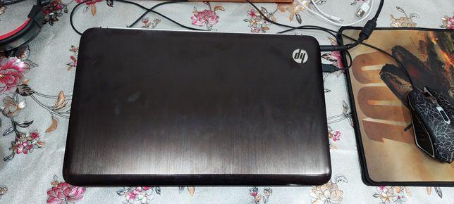 Продам ноутбук марки hp в хорошем состоянии.