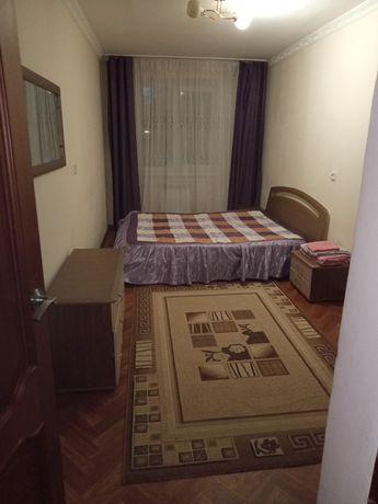 Квартира в районе вокзала по часам, на ночь,