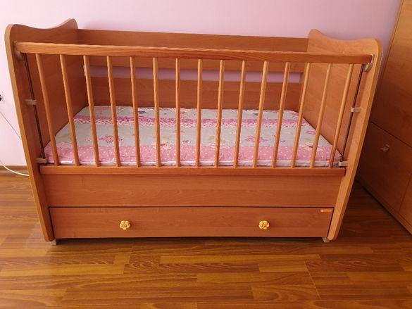 """Детско легло """" Лорели"""""""