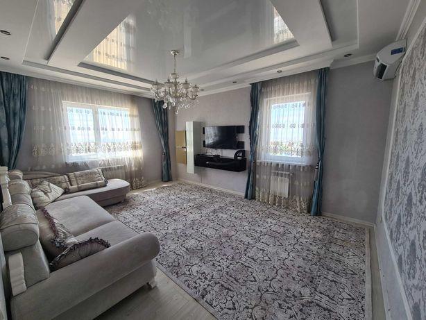 Сдается элитная 3х комнатная квартира в ЖК БИИК по Кунаева посуточно!