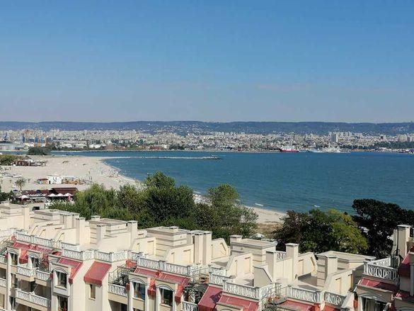 Двустаен апартамент с панорамна гледка към морето, кв.Аспарухово