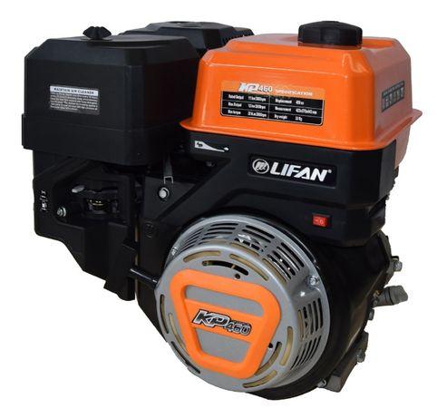 Двигатель бензиновый 20 л.с. для снегохода или трактора (LIFAN KP460E)