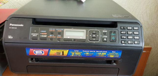МФУ 5 в 1. Panasonic kx-mb1520.