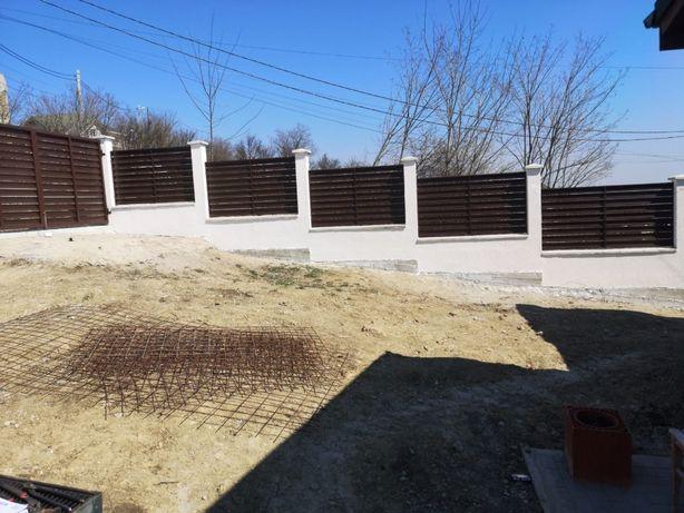 Garduri si porti din sipca metalica