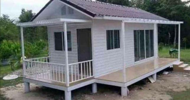 Vând și construiesc case tip modular la oferta