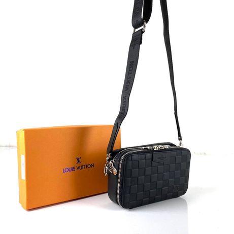 Чантичка Louis Vuitton Alpha, 100% eстествена кожа