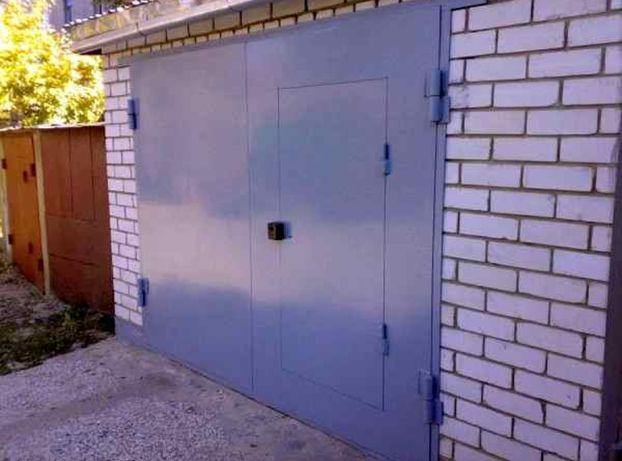 Изготовление гаражный ворот!