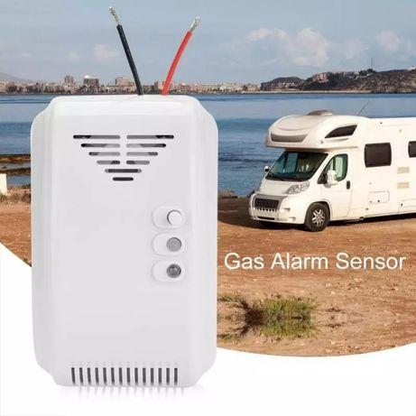 Газ детектор, аларма за кемпери, каравани, лодки и автомобили