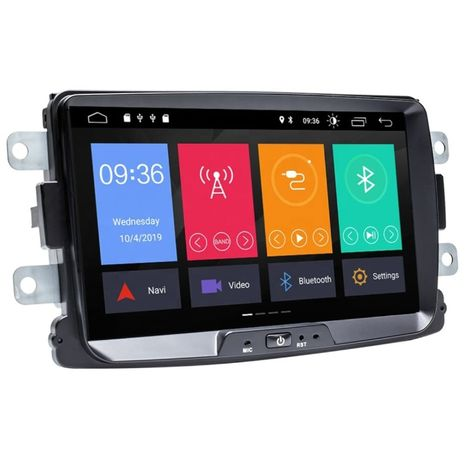 Navigatie 8 Inch Android 8.1 Dacia Logan Dokker Duster Sandero Lodgy