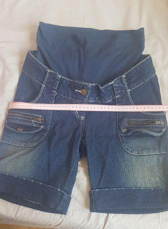 Дънкови къси панталони за бременни