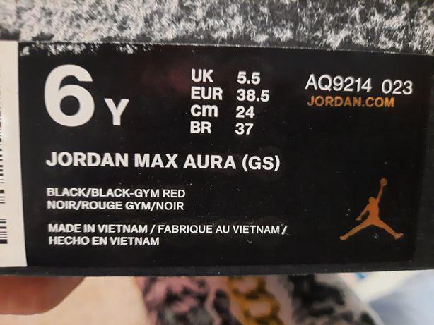Jordan max aura în stare foarte buna