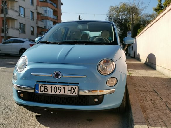 Fiat 500 0.9 Turbo 85ps