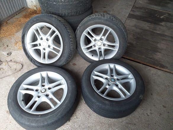 Джанти с гуми 205 55 16