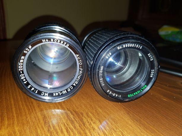 Obiective foto Promura made in Japan